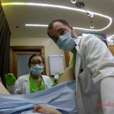 Sedation Gynecology - Lainey - Part 1 of 2
